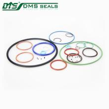 Sellos de anillo en O de NBR / FKM / EPDM / silicona para el sellado de cilindros hidráulicos O