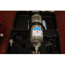 Fire Fighting Equipment Hight Efficiency 6.8L Positive Pressure Air Breathing Apparatus