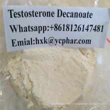 Test stéroïde de perte de muscle de CAS 5721-91-5 de Decanoate de Deca de testostérone de test