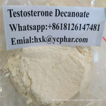 Test Deca Testosterone Decanoate Steroid Powder CAS 5721-91-5 Gain Muscle Ban