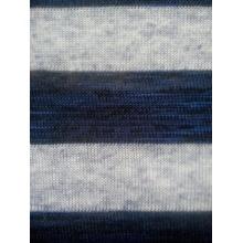 Poly Linen Rayon Y/D Stripe Jersey