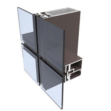 Aluminium-Strangpressprofile der Serie 6000
