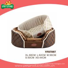 Fornecedor cama ortopédica do cão (YF87097)