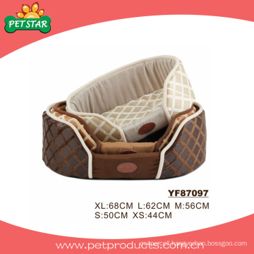 China Supplier Orthopedic Dog Bed (YF87097)