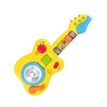 Guitarra de indução musical elétrica crianças brinquedos pré-escolar (h0001261)
