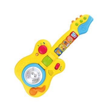 Guitarra de inducción musical eléctrica niños preescolar juguetes (h0001261)