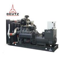 Grupo de gerador do disjuntor elétrico de Deutz do recipiente de 100kw 125kVA com alternador de Stamford