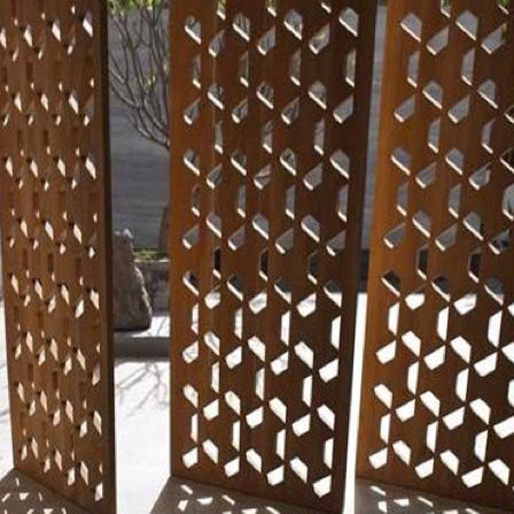 Laser Cut Screens Balustrade
