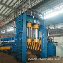 Heavy-Duty Steel Rebar Pipe Tube Plate Cutting Shear