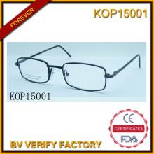 Venta caliente Simple vidrios ópticos para niños (KOP15001)