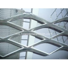 Mesh Plated Metal Expanded