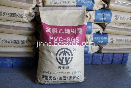Tianye Brand PVC Resin