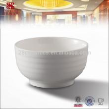 Conjunto de cuenco chino de cerámica conjunto de mesa de comedor cuenco de sopa de cerámica