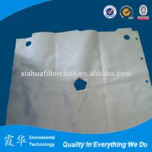 Изготовитель фильтровальной ткани PE для фильтр-пресса