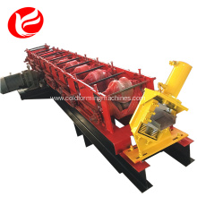 Steel making metal forming equipment sale angle light keel cold rolling machine