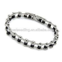 Stainless steel cuff bracelet punk taper stud bracelet
