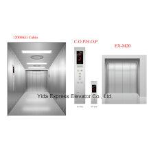 Грузовой лифт для грузоподъемности от 1, 000 кг до 12, 000 кг