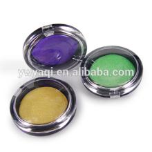 Yiwu wholesale baking powder containers round cake powder
