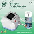 Y8 Super effektiv Portable 808nm Diode Laser Haarentfernung System
