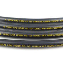 3/16 to  2 Inch High Pressure CNG Steel Wire Braid Lpg/Cng Hose