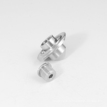 Peças de usinagem CNC para alumínio 6061-T6