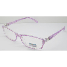 Fashional Acetate Optica Eyewear Frame with AC Lens (SZ5207-2)