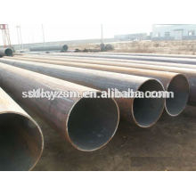 astm a53 Gr.B 1.5 inch galvanized steel pipe price per ton