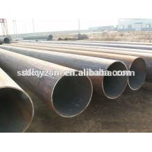 astm a53 Gr.B 1,5 polegadas galvanizado preço da tubulação de aço por tonelada