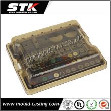 Caja de moldeo por inyección de plástico personalizada para médicos