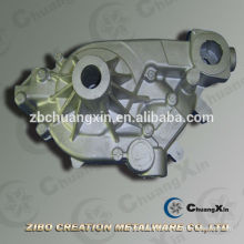 Qualified 3.8kg Cadillac/hummer water pump cover A356 gravity cast aluminum housings