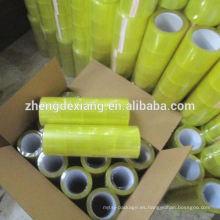 Cinta de embalaje adhesiva transparente BOPP