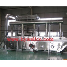 Hot selling attractive price for Vibrating Fluid Bed Dryer Instant Granule Drying Machine supply to Congo Importers