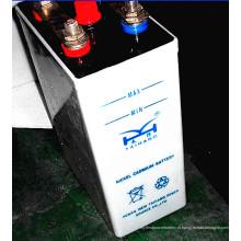 Bateria do nicad da taxa alta da bateria 400ah KPH400