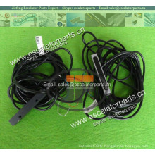 Transmetteur de faisceau lumineux d'escalator KM5070528 / KM5070529