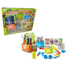 Boutique Playhouse Brinquedos de plástico-Camping Outside Play Set