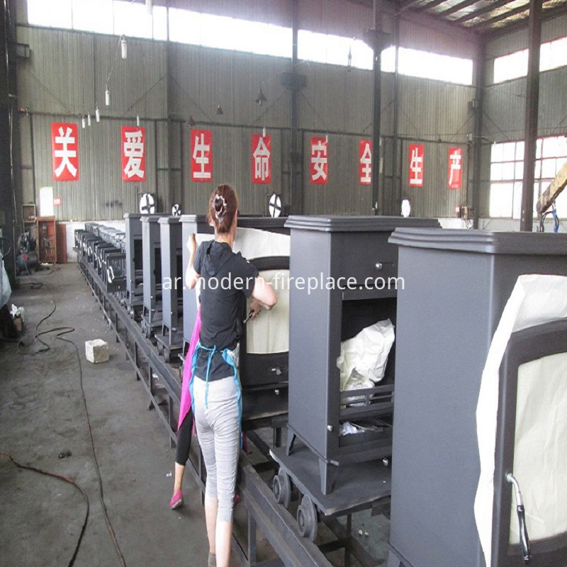 Factory of Wood Burning Stoves Dealers