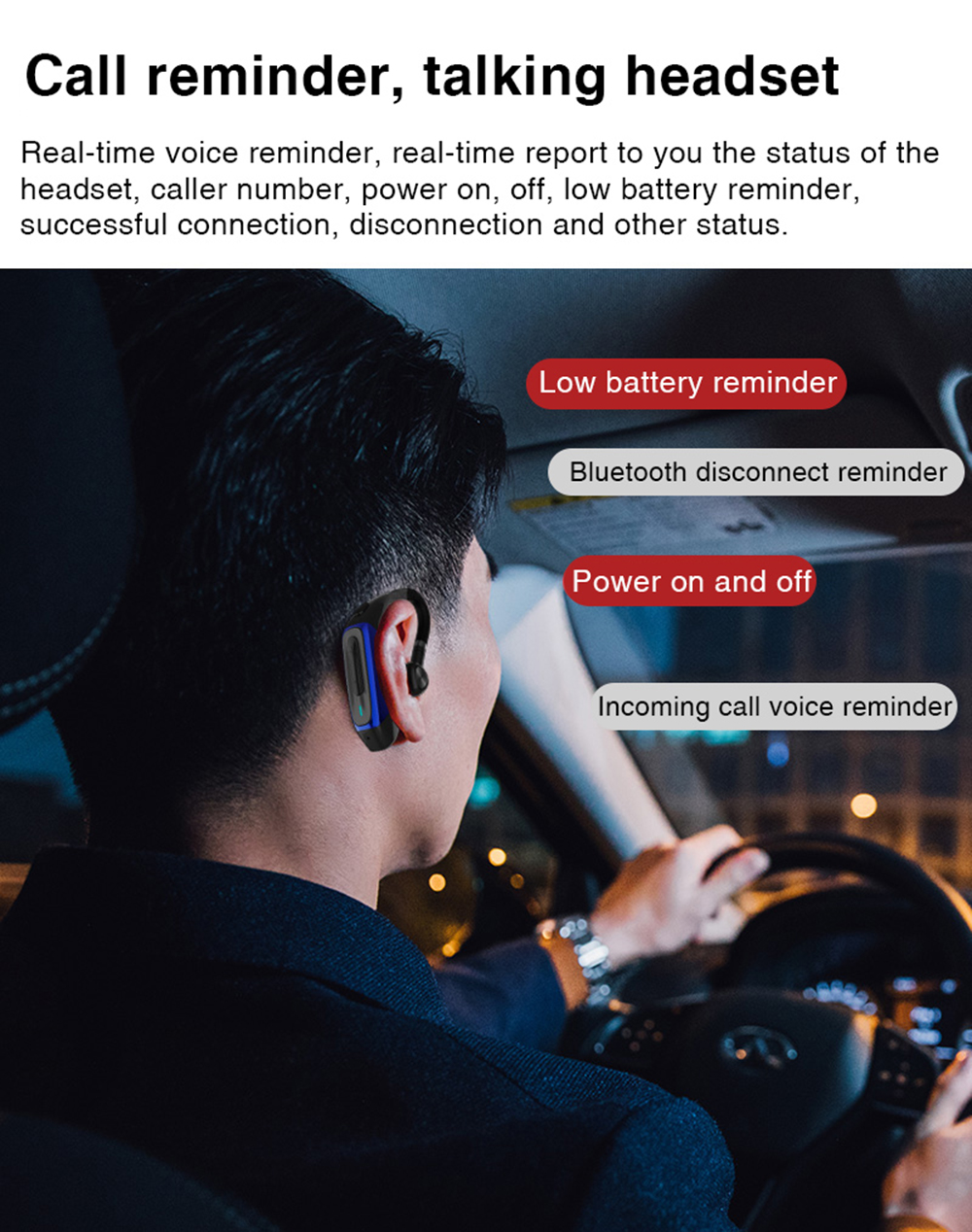 earphones bluetooth wireless earbuds