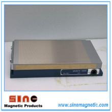Permanentes Magnetfutter / Sauger (Flachschleifer, Erodiermaschine und Linearschneidemaschine)