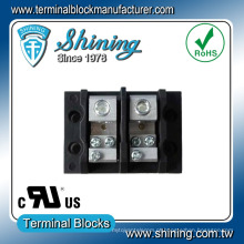 TGP-050-02JSC 3 fios 600V 50A Plug In Power Terminal Connector