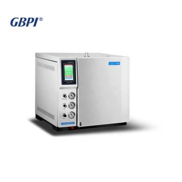 GC9802 Test de solvant résiduel test de masque facial de chromatographie en phase gazeuse Machinei