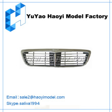 cheapest and high quality CNC car model and spare parts rapid prototype model of car bumper