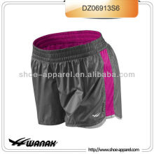 Design factory low price womens running shorts,