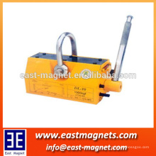 Permanent Magnetic Lifter made in chain/are the most ideal lifting facility for factories,docks,warehouses /China supplier