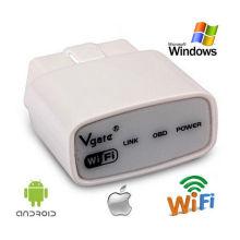 Vgate WiFi Elm327 диагностический сканер кода читателя Ios
