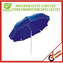 Parapluie de patio de publicité bon marché de vente chaude