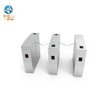 Card Reader Access Barrier Gate Flap Barrier Turnstile