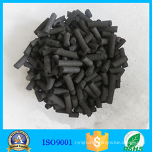 impregnated activated carbon high desulfurizer for removal mercaptan sulfur