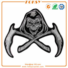 Grim Reaper wholesale embroidery patch