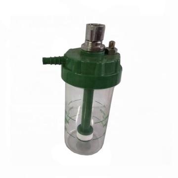 Humidified medical oxygen regulator