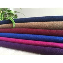 Мелтон шерстяной ткани для пальто